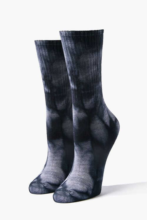 Oil Wash Crew Socks, image 1