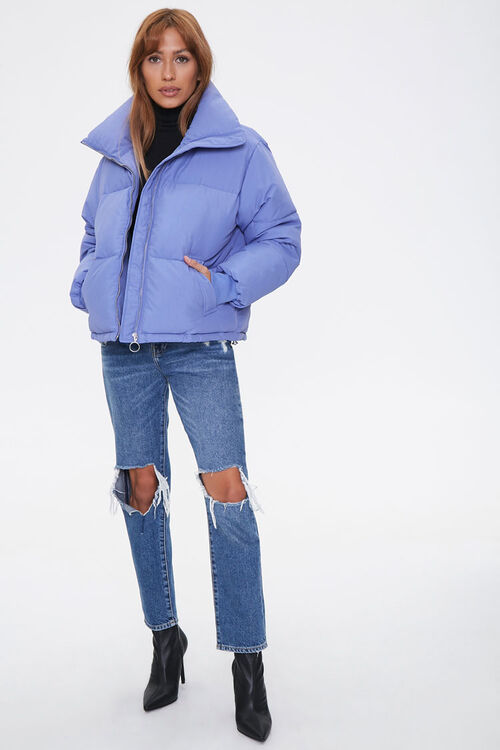 Pull-Ring Puffer Jacket, image 4