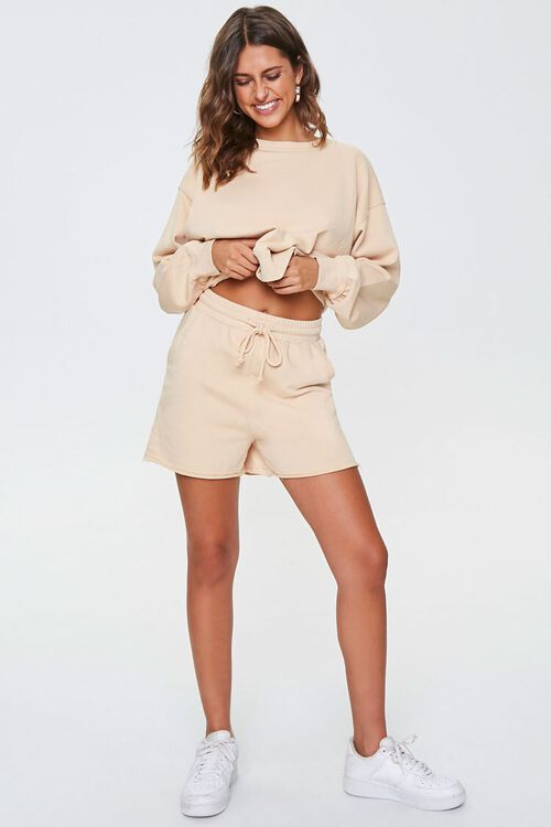 Crew Pullover & Shorts Set, image 4