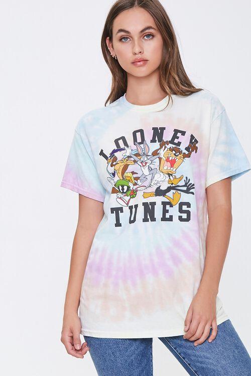Looney Tunes Tie-Dye Tee, image 1