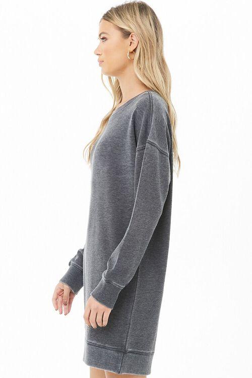 Marled Sweatshirt Dress, image 2