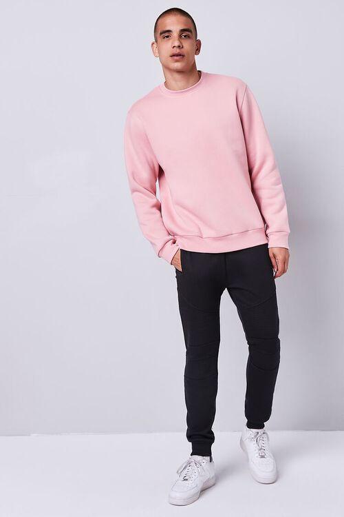 Fleece Crew Neck Sweatshirt, image 4