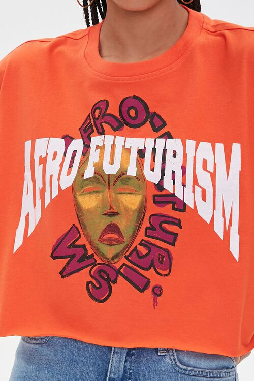 Ashley Walker Afro Futurism Graphic Tee, image 5