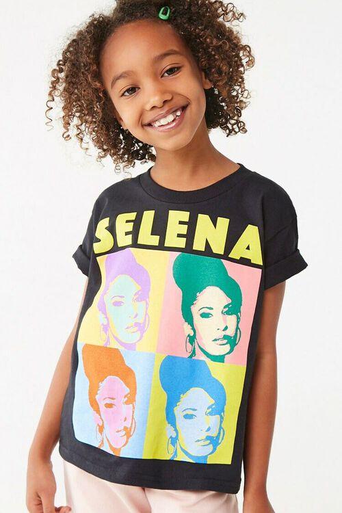 Girls Selena Graphic Tee (Kids), image 1