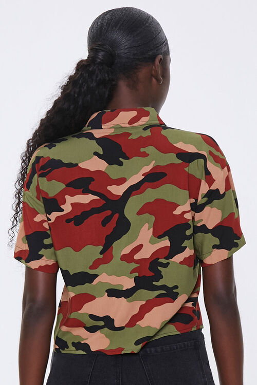Camo Print Shirt, image 3