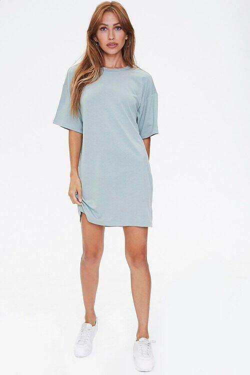 Cutout T-Shirt Dress, image 4