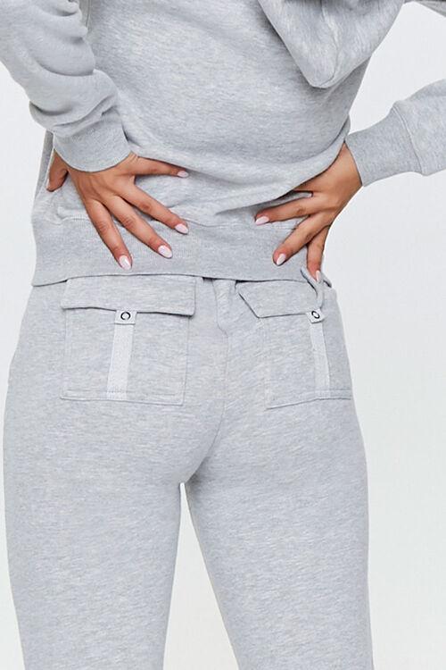 Fleece Zip-Up Hoodie & Sweatpants Set, image 5