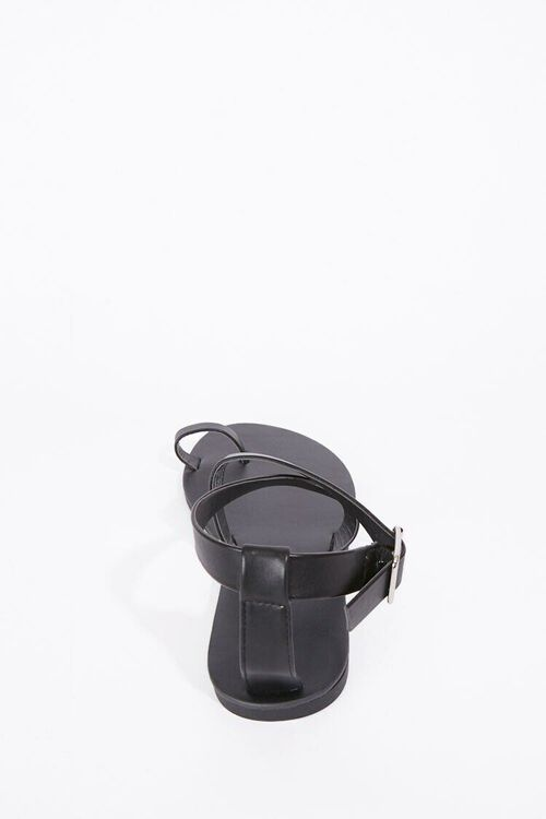 Crisscross Toe Loop Sandals, image 2