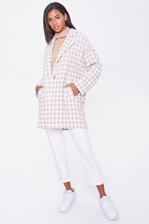 Tweed Houndstooth Jacket, image 4