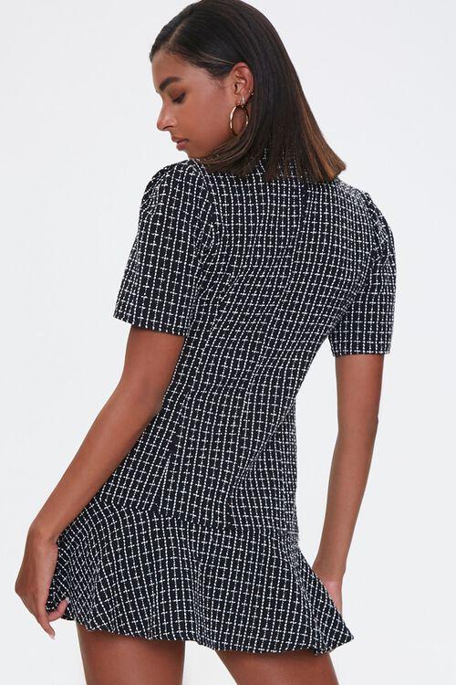 Tweed Blazer Flounce Dress, image 3
