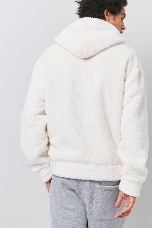 Hooded Teddy Jacket, image 3