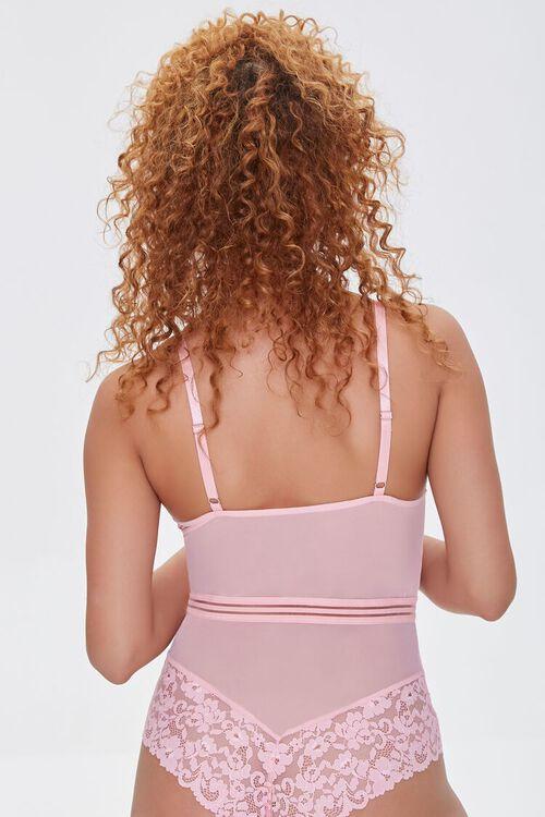 Lace Lingerie Bodysuit, image 3