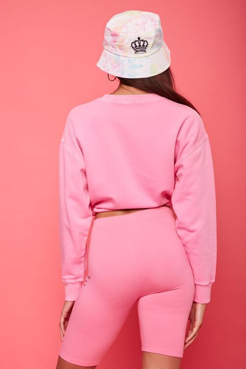 Fleece Juicy Couture Cropped Pullover, image 4