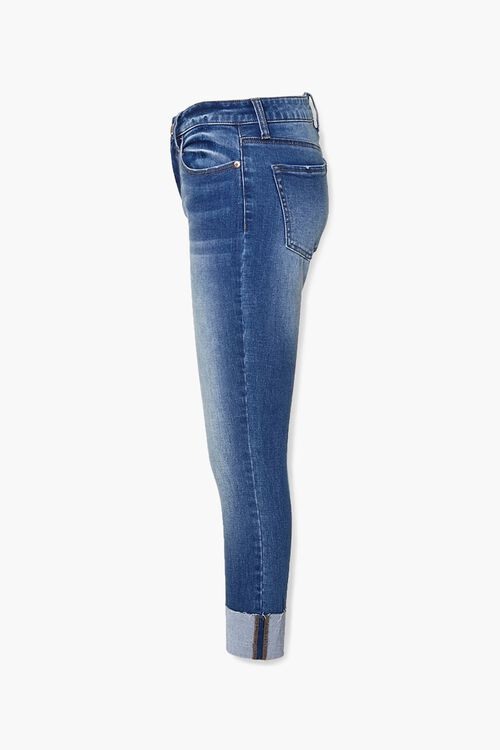 Recycled Cuffed Skinny Jeans, image 2