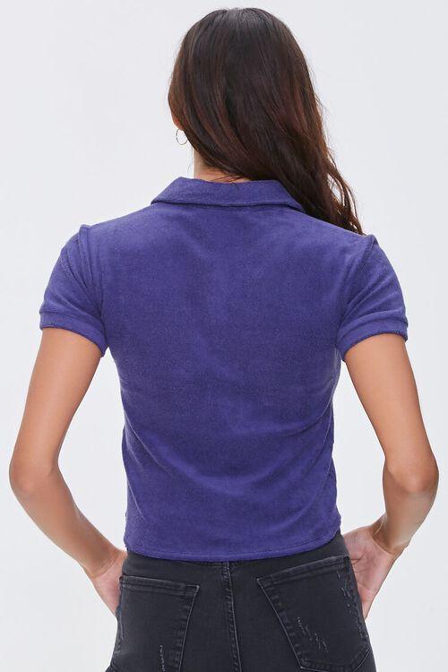 Cropped Polo Shirt, image 3