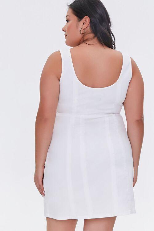Plus Size Tank Mini Dress, image 3