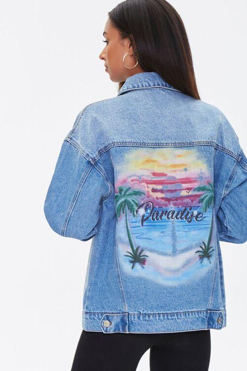 Paradise Denim Jacket, image 1