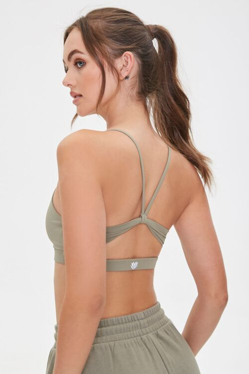 Cutout Sports Bra, image 1