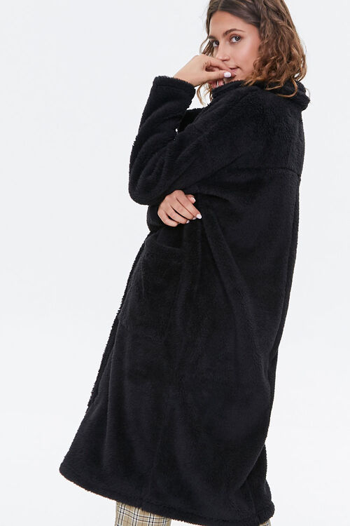 Faux Fur Teddy Coat, image 3