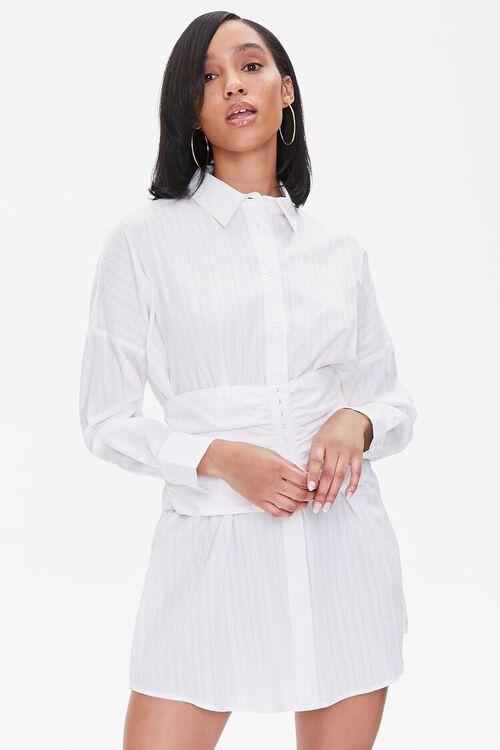 Mini Shirt Dress, image 1