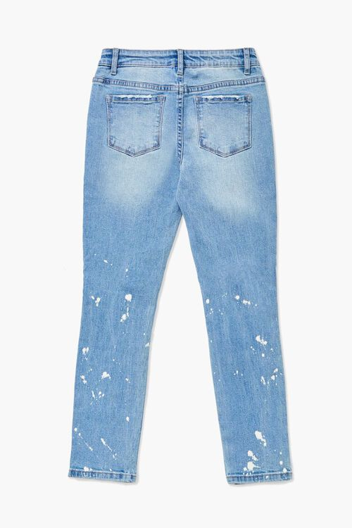 Girls Paint Splatter Jeans (Kids), image 2