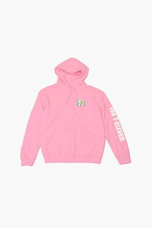 Plus Size 7-Eleven Graphic Hoodie, image 1