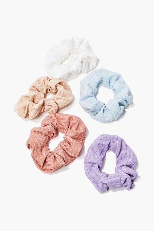 Ribbed Scrunchie Set, image 2
