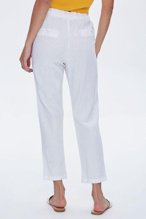 Linen Ankle Pants, image 4