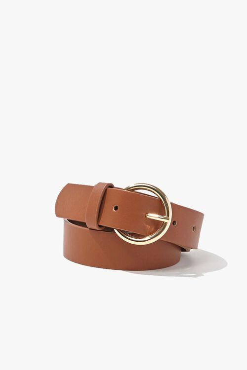 Faux Leather Hip Belt, image 1