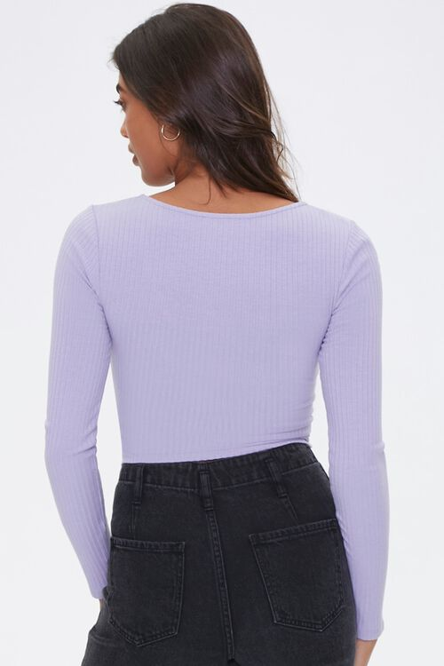 Ribbed Ruched Top, image 3