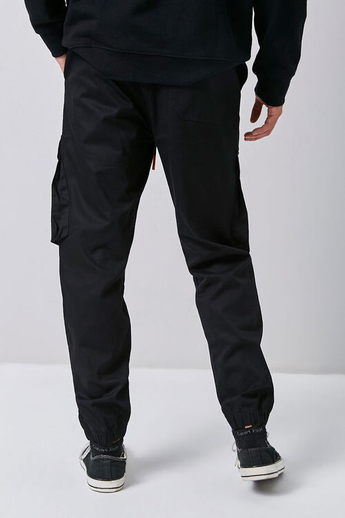 Dual Drawstring Cargo Pants, image 4
