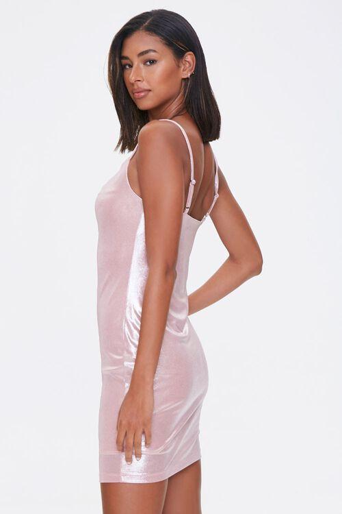 Cowl Neck Mini Dress, image 2