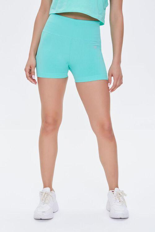 Active Seamless Biker Shorts, image 2