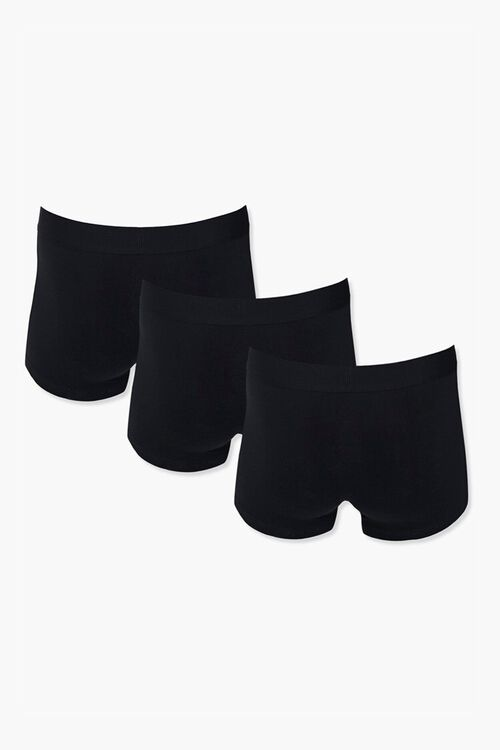 BLACK Men Boxer Briefs, image 2