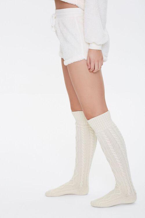 Plush Lounge Shorts, image 3