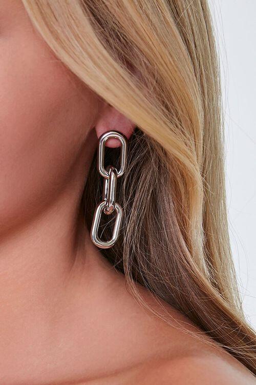 Chain Duster Earrings, image 1