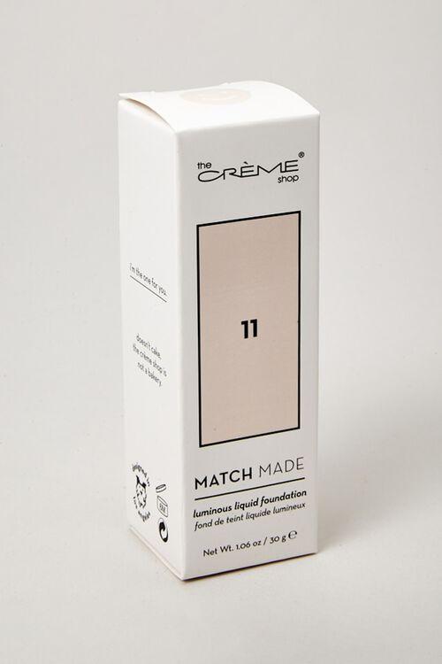 Match Made Luminous Liquid Foundation, image 4