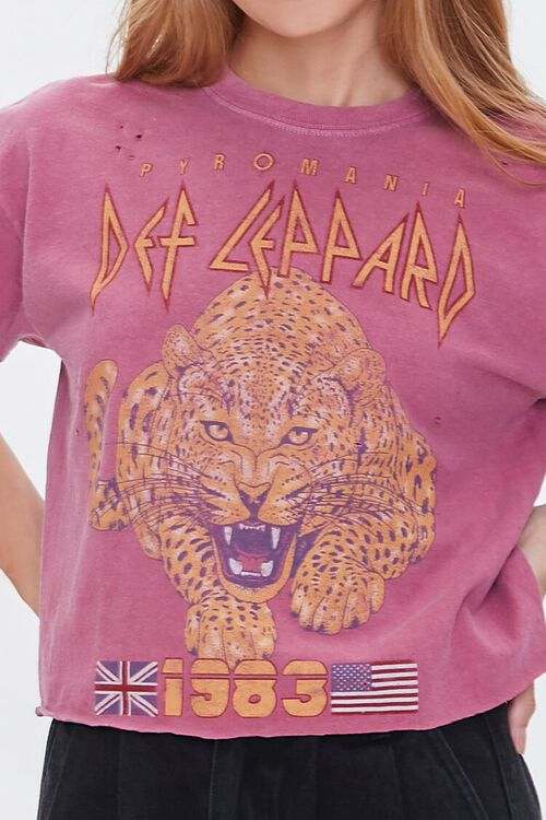 Def Leppard Graphic Tee, image 5