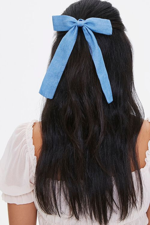 Bow Scrunchie, image 1