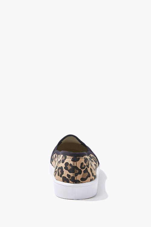 Leopard Print Slip-On Sneakers, image 2