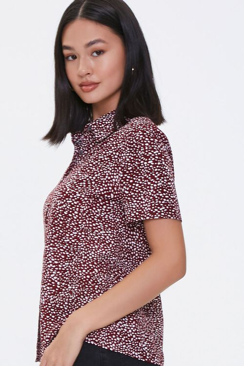 Cheetah Print Shirt, image 2
