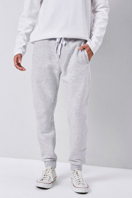 Fleece Drawstring Joggers, image 2