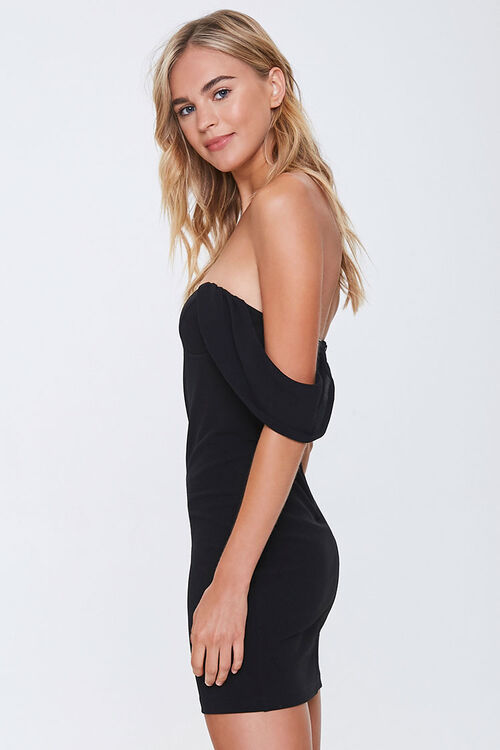 Off-the-Shoulder Sweetheart Dress, image 2