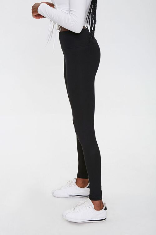 Basic High-Rise Leggings, image 2