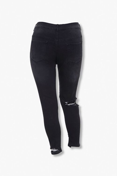 Plus Size High-Rise Jeans, image 3