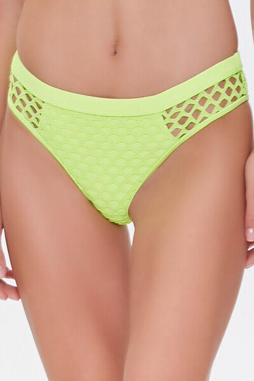 Netted Bikini Bottoms, image 2