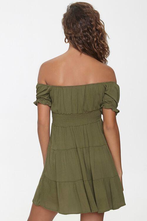 Off-the-Shoulder Mini Dress, image 3