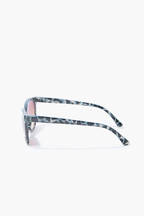 Leopard Cat-Eye Sunglasses, image 3