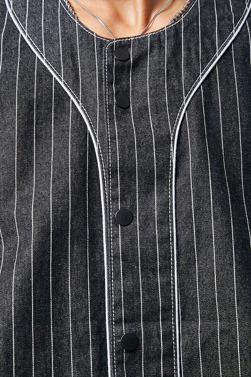 Classic Fit Striped Shirt, image 5