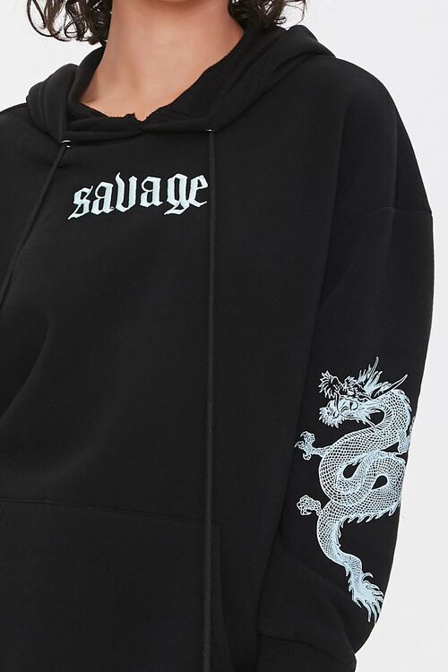 Savage Dragon Graphic Hoodie, image 5